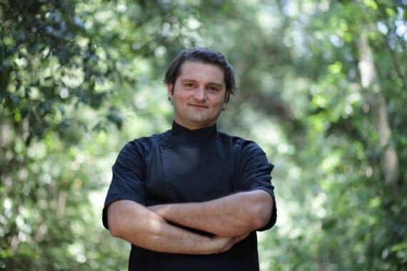 Chef Fabien Vie