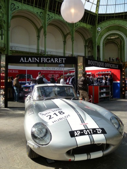 Tour Optic 2000 2014 Alain Figaret Grand Palais