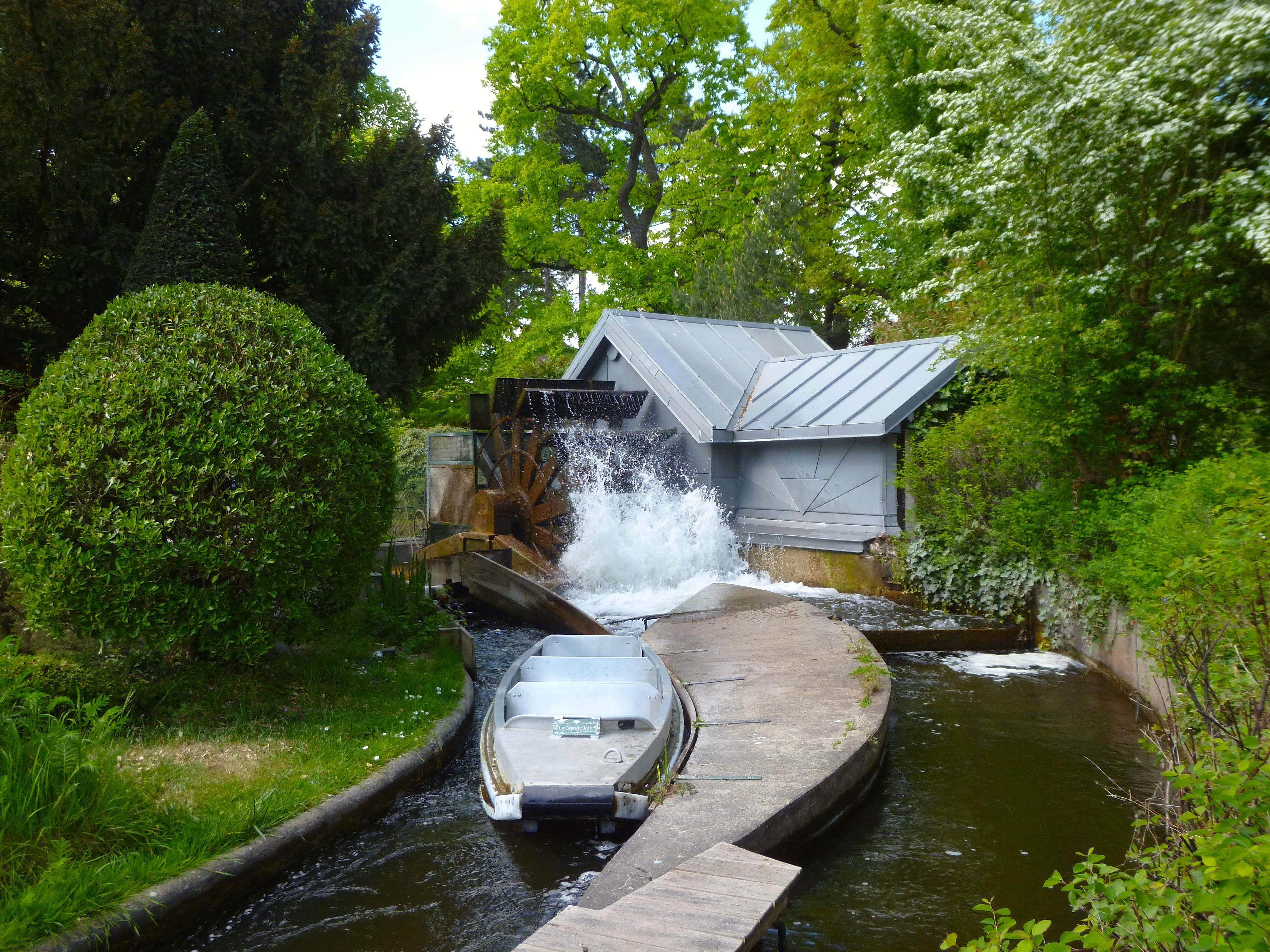 Détente et amusement au Jardin d Acclimatation