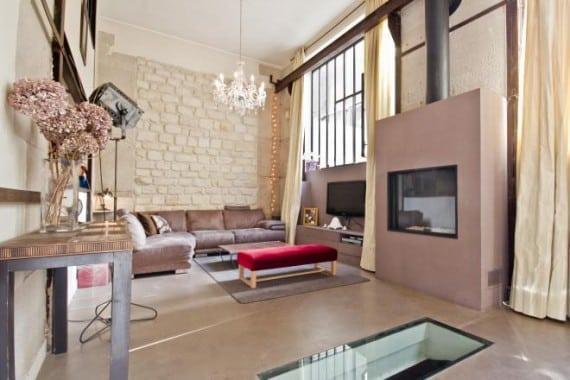 Habitat Parisien Loft Popincourt 2