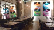 ARTY, un restaurant à Paris aux allures de loft new-yorkais