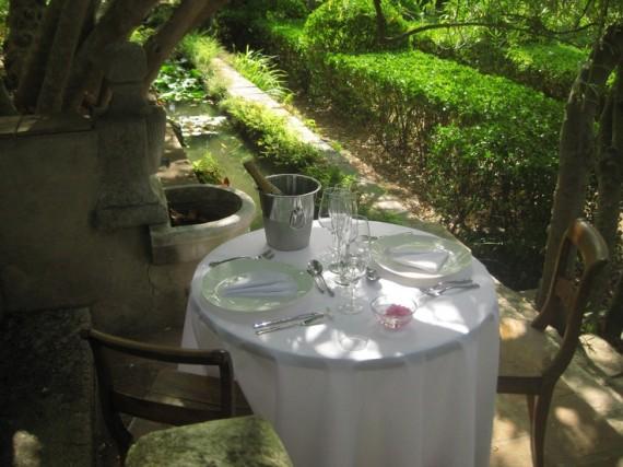 Restaurant éphémère Fabien Vie