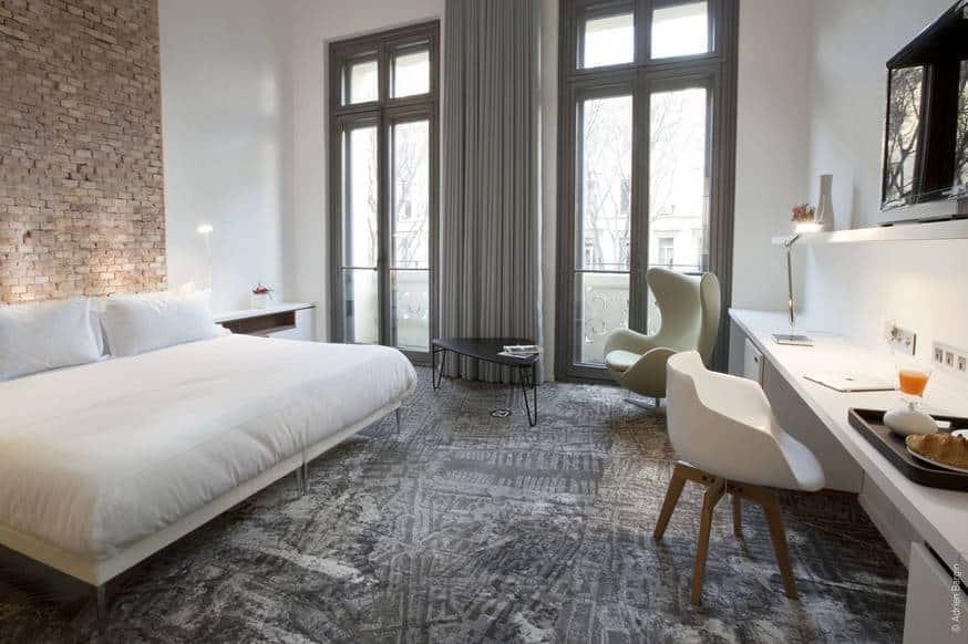 3 lieux arty o dormir marseille. Black Bedroom Furniture Sets. Home Design Ideas
