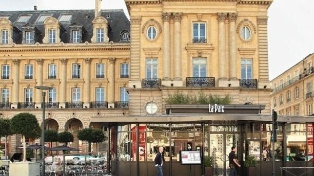 Restaurant Gastronomique Rennes Centre