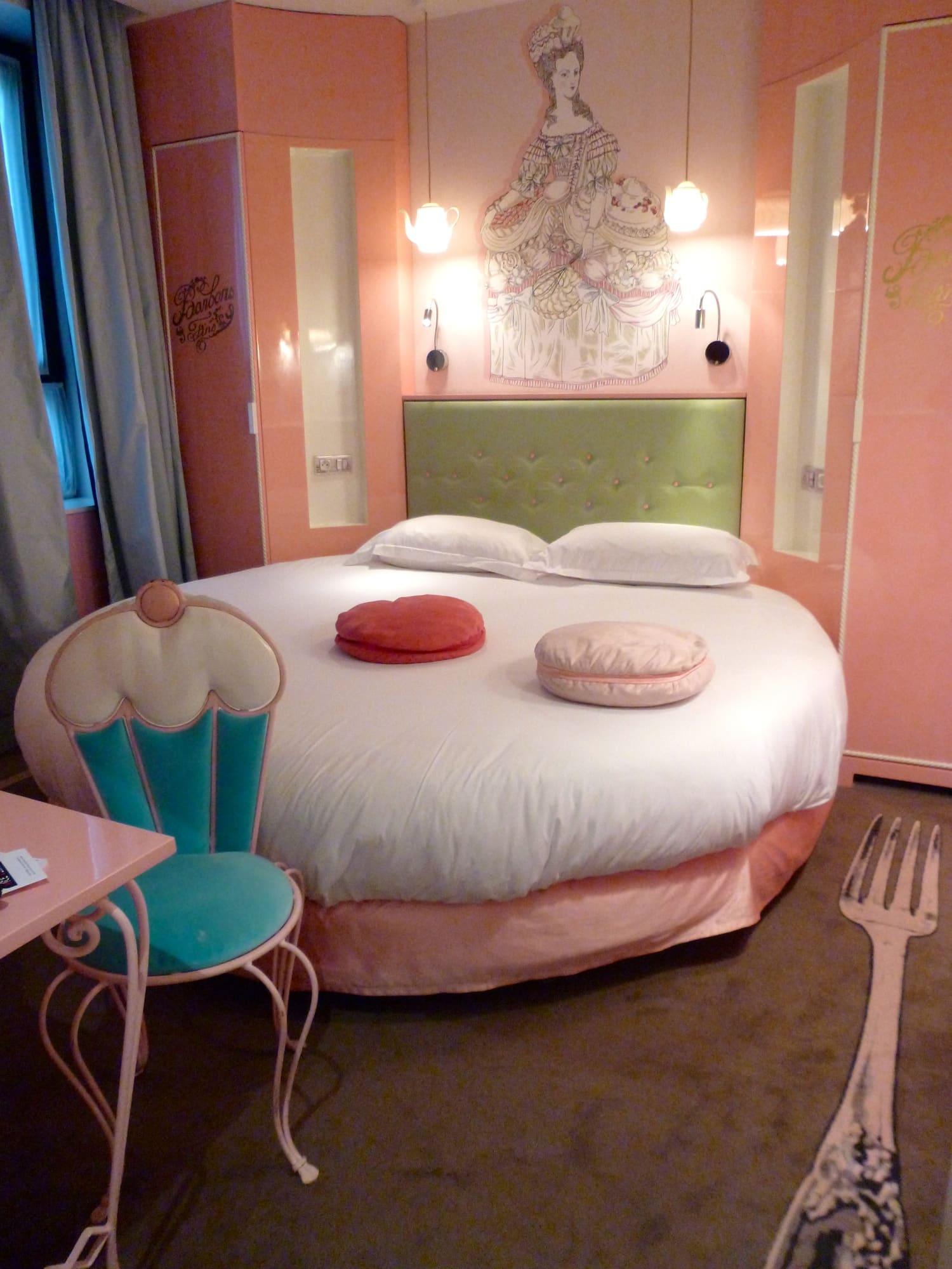 Super L'hôtel Vice Versa Paris : les 7 péchés capitaux selon Chantal Thomass DV82