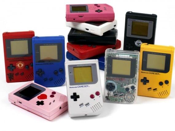Game Boy Portrait de Gamer