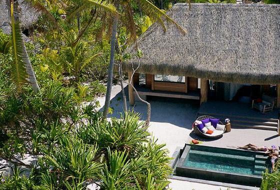 The Brando en Polynésie française