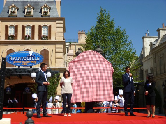 Inauguration Ratatouille 11
