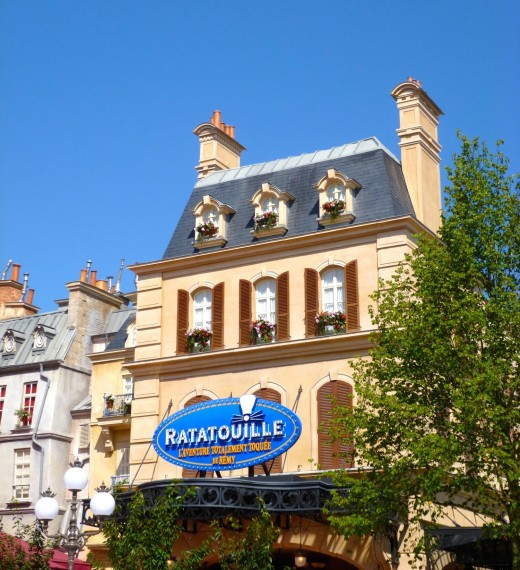 Inauguration Ratatouille