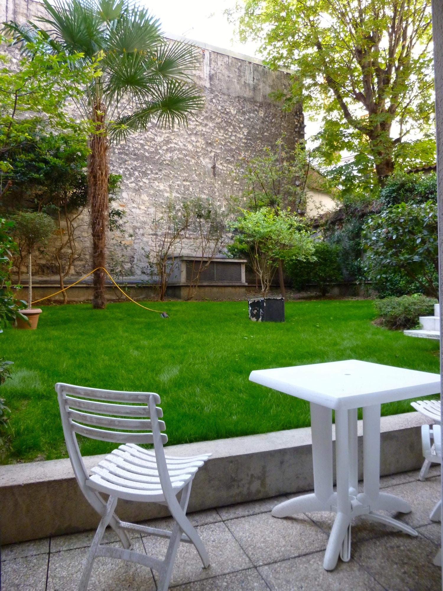 La villa daubenton un appart h tel en plein coeur de paris for Jardin de la villa paris