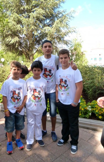 Disney VoluntEARS 2