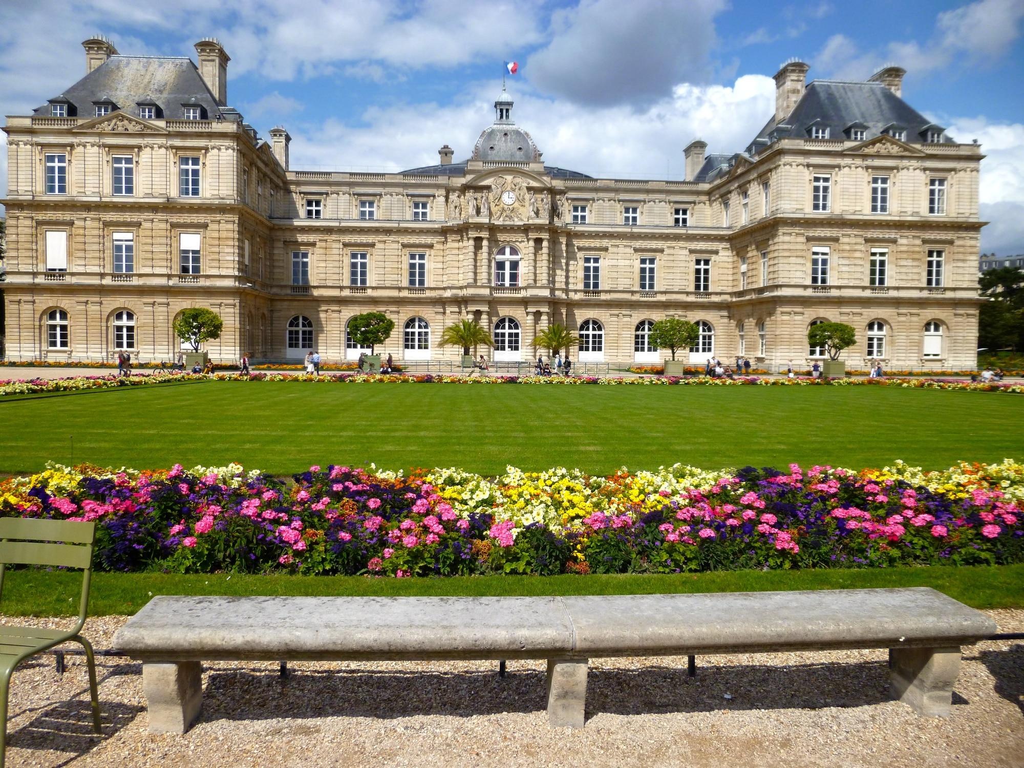 Un moment de d tente et de r verie au jardin du luxembourg for Jardin 42