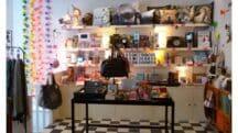Le Pop Market un concept-store fun, coloré et décalé à Paris