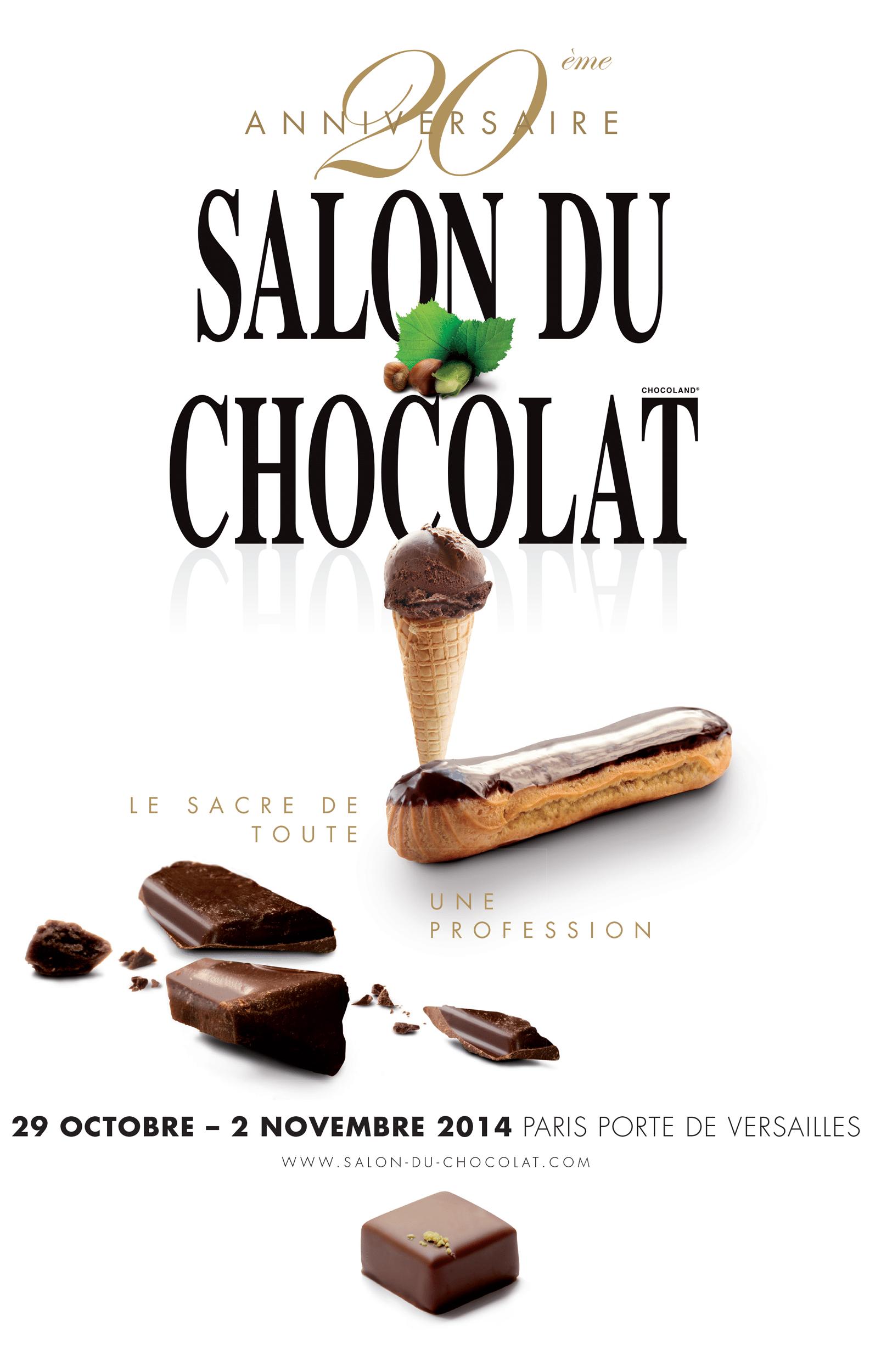 Le salon du chocolat fait son show et f te ses 20 ans - Salon du chocolat porte de versailles ...