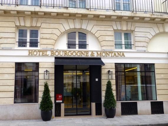 Hotel Bourgogne & Montana 5