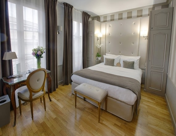Hotel Eiffel Trocadero 14