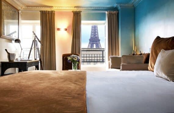 Hotel Eiffel Trocadero 15