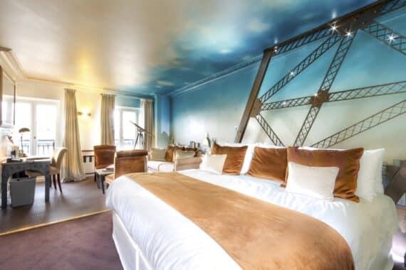 Hotel Eiffel Trocadero 17