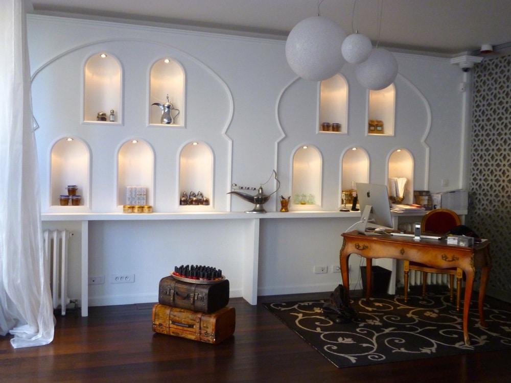 Luxe calme et volupt au spa et hammam or 39 normes for Les plus beaux bureaux design