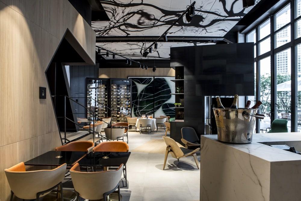 Le cinq codet le nouvel h tel chic paris - Le nouvel hotel paris ...