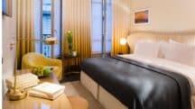 Le Marianne : un hôtel intimiste et arty près des Champs-Élysées