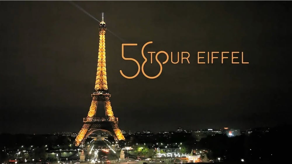 le 58 tour eiffel une exp rience in dite au 1er tage de la tour eiffel. Black Bedroom Furniture Sets. Home Design Ideas