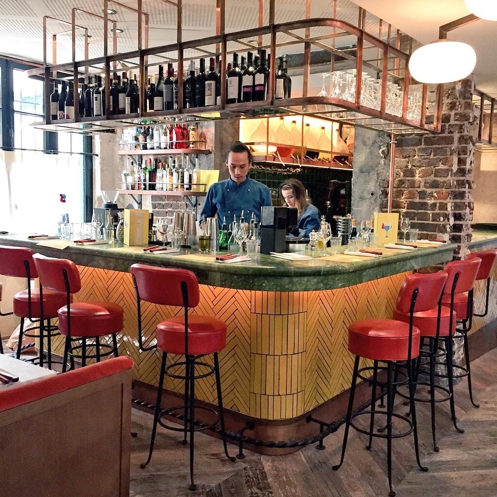 Rue D Italie Restaurant Paris
