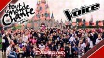 Les talents de The Voice aux côtés des Disney VoluntEARS pour une journée de solidarité