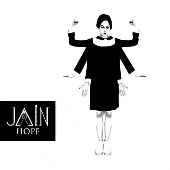 JAIN-HOPE cover EP-front-web