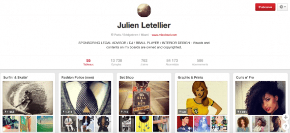 Julien Letellier Pinterest 2
