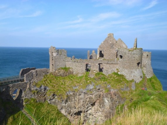 Dunluce Castle 1