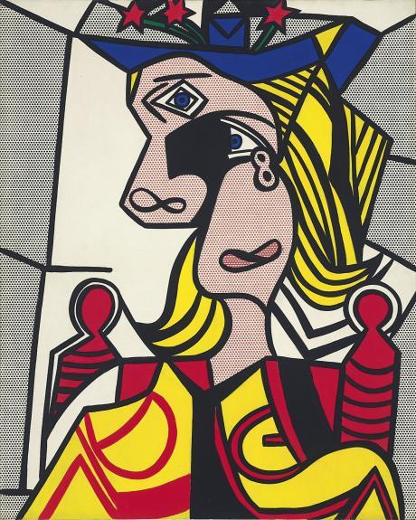 Souvent Avec Picasso. mania au Grand Palais, découvrez l'influence de l  IV03