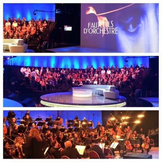 fauteuils d'orchestre 11