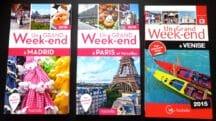 Voyagez en allant à l'essentiel avec les guides Hachette Tourisme «Un Grand Week-end»