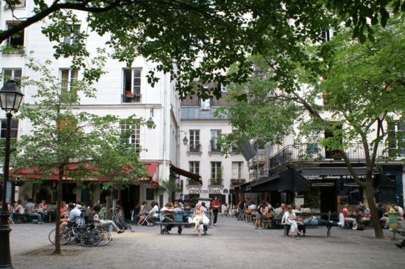 8- Place du Marché-Sainte-Catherine