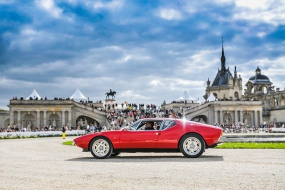 Chantilly Arts & Elégance Richard Mille 10