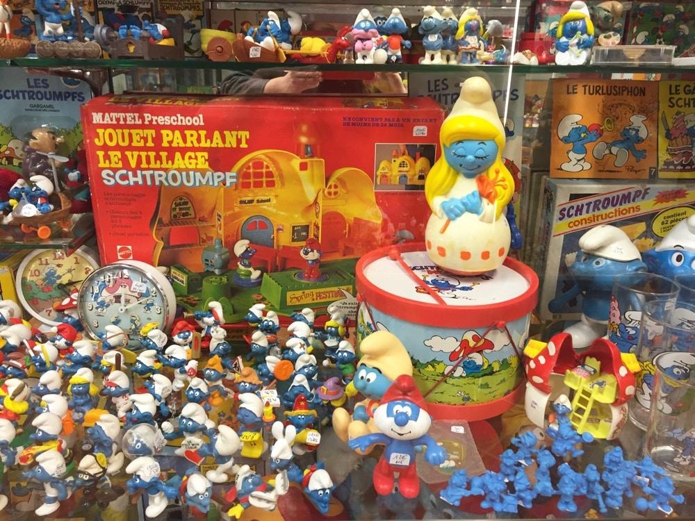 Retour en enfance avec le magasin de jouets lulu berlu mon paris joli - Grand magasin de jouet a londres ...