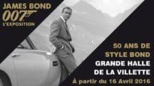 L'exposition James Bond célèbre 50 ans de style du légendaire agent secret