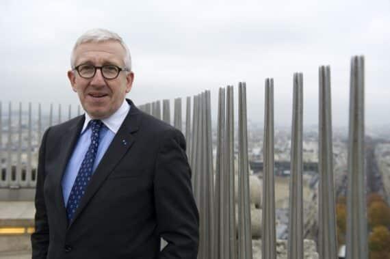 Philippe Bélaval, président du Centre des monuments nationaux © Didier Plowy