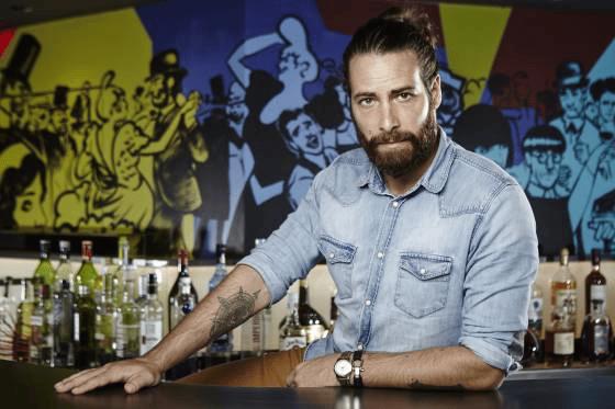 Le nouveau chef barman du Brûlé : Tiphaine Grimbert © DR