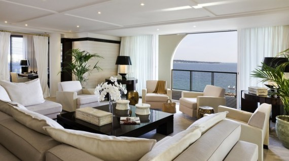 Suite penthouse Majestic © Rambert Fabrice