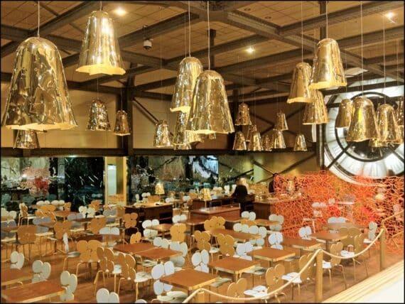 Le café Campana au Musée d'Orsay