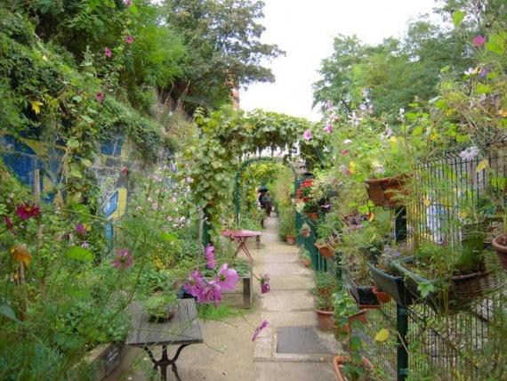 10 jardins paris que vous aimerez pour leur charme for Au coin du jardin