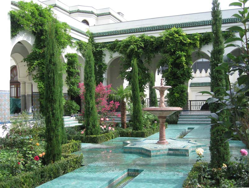 D co terrasse jardin resto paris 31 creteil terrasse creteil - Bassin tonneau jardin metz ...