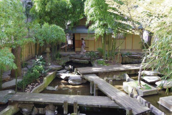 jardin japonais du panthéon bouddhique du musée Guimet 2
