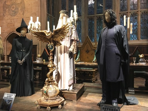 Warner Bris Studio Tour Harry Potter 16