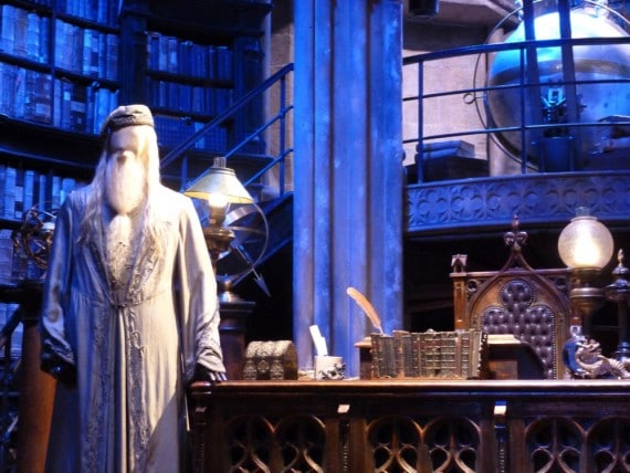 Warner Bris Studio Tour Harry Potter 3