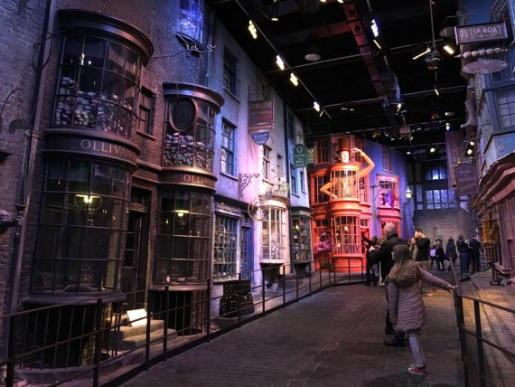 Warner Bris Studio Tour Harry Potter 8