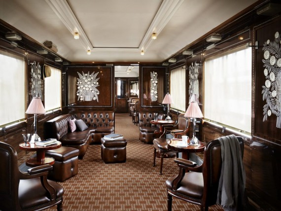 Orient Express, Train Bleu