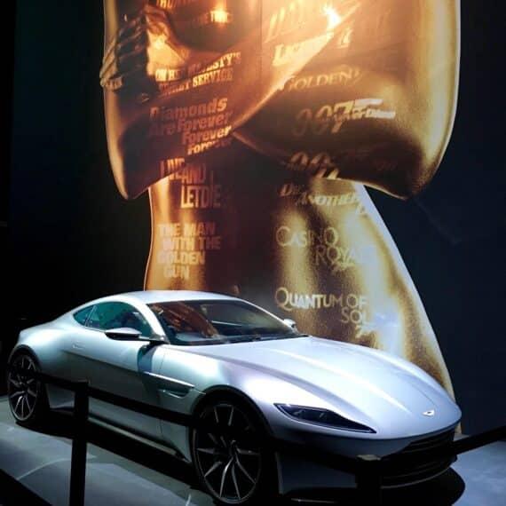 Expo James Bond 50 ans de style 12